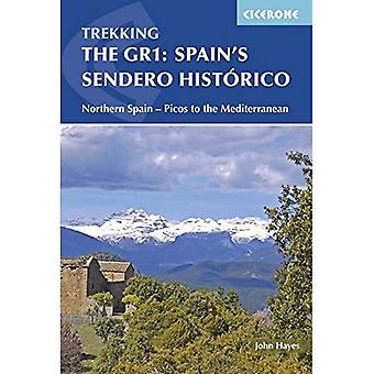Spain's Sendero Historico: The GR1: Northern Spain - Picos to the Mediterranean (Trekking)