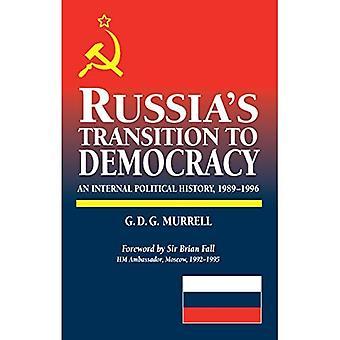 Transizione della Russia verso la democrazia: una storia di politica interna, 1989-1996