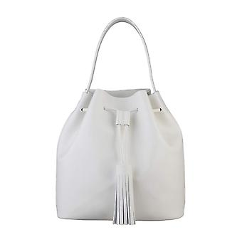 Made In Italia Ester Women White Shoulder bags -- ESTE409904