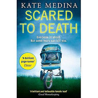 Bang om te overlijden: een pakkend misdaad-thriller die u zult kunnen om neer (A Jessie Flynn misdaad Thriller, boek 2) (A Jessie Flynn misdaad Thriller)