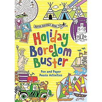 Holiday Boredom Buster (Buster Backpack Books)