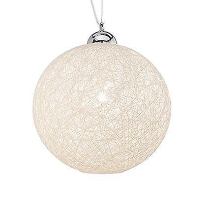 Ideal Lux - Basket petit Cream Round pendentif IDL096100