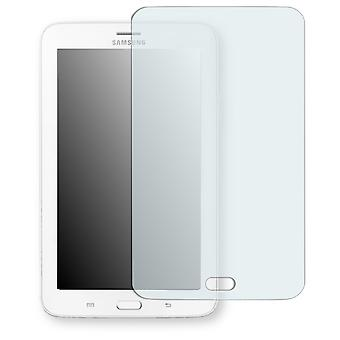 Samsung Galaxy tab 3 7.0 Lite SM T110 display protector - Golebo crystal clear protection film
