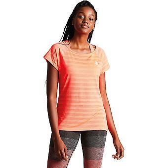Dare 2B Womens Efficiency Lightweight Wicking Sports T Shirt
