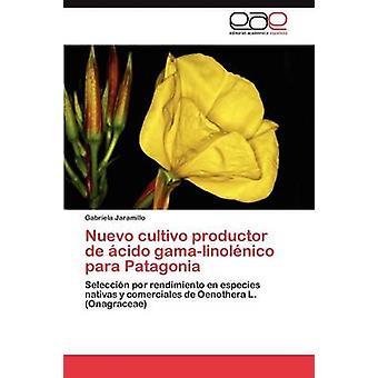 Nuevo cultivo Productor de acido GamaLinolenico para Patagonia esittäjä Jaramillo & Gabriela
