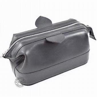 Daines and Hathaway Small Black Washbag