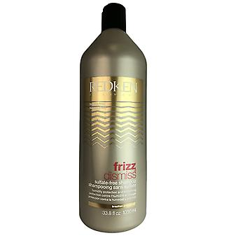 Redken frizz dismiss hair shampoo 1 liter