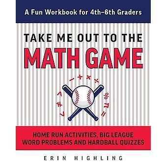 Take Me Out to the Math Game - Home Run Activities -  Big League Word