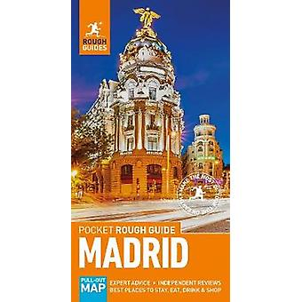 Pocket Rough Guide Madrid by Rough Guides - 9780241306277 Book