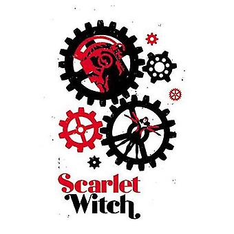 Scarlet Witch Vol. 3 - The Final Hex by James Robinson - Leila Del - 9