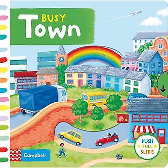 Busy Town (Main Market Ed.) by Rebecca Finn - 9781447257615 Book