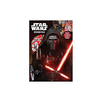 Star Wars Sticker Pad