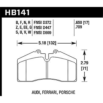 Hawk Performance HB141B.650 HPS 5.0