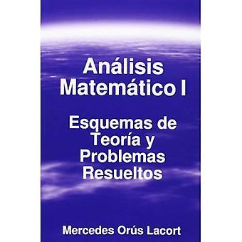Analisis Matematico I - Esquemas De Teoria Y Problemas Resueltos [Spanish]