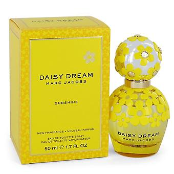 Tusenfryd drøm Sunshine av Marc Jacobs Eau De Toilette Spray 1,7 oz/50 ml (kvinner)