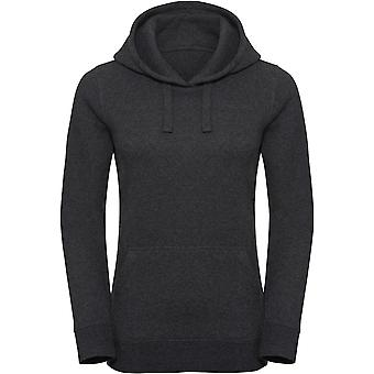 Russell - Women's Ladies Authentic Melange Hooded Sweatshirt - Hoody