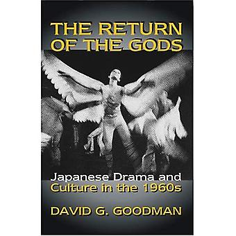 Japanese Drama and Culture in the 1960s: The Return of the Gods (Cornell East Asia Series,)