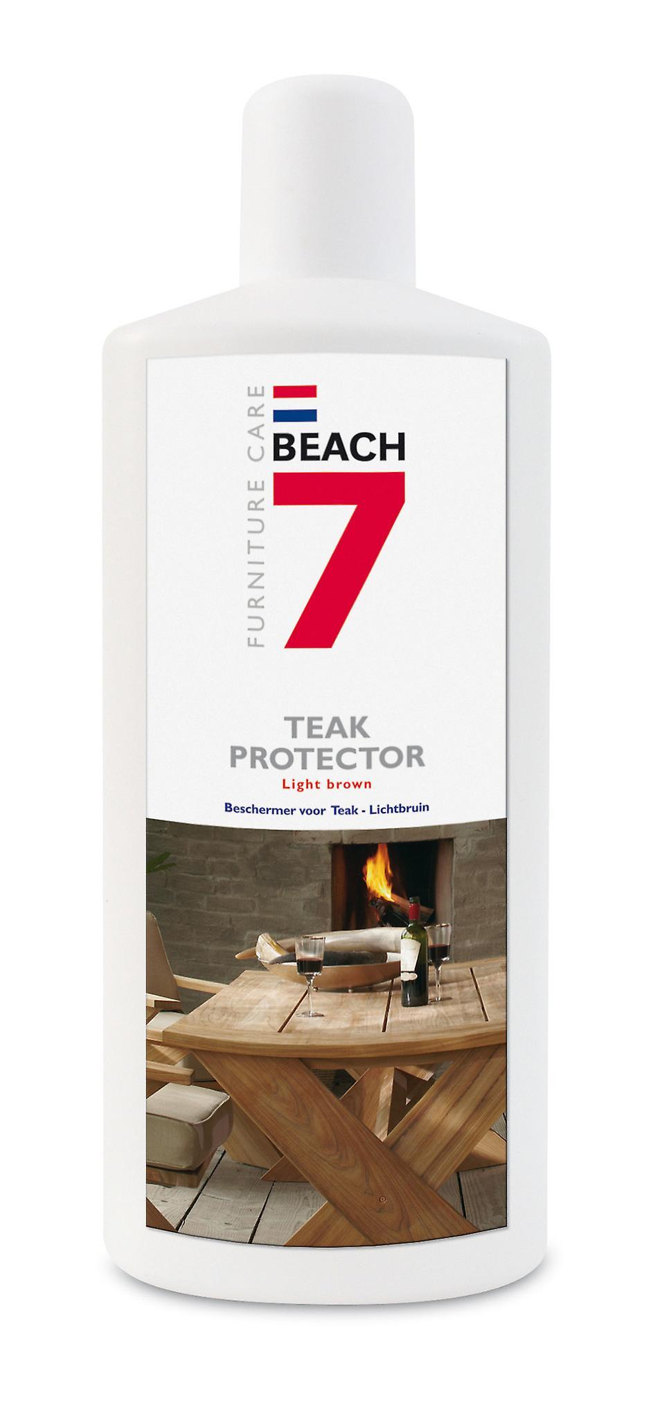 Beach7 | Teak protector 1 liter  | onderhoudsproducten