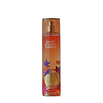 Bain et corps travaille Sweet Cannelle Citrouille Fine Parfum Mist 8 fl oz / 236 ml