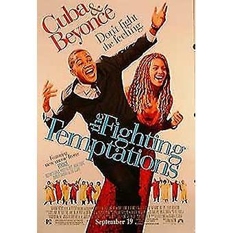 The Fighting Temptations (Single Sided Regular) Original Cinema Poster (Single Sided Regular) Original Cinema Poster The Fighting Temptations (Single Sided Regular) Original Cinema Poster The Fighting Temptations