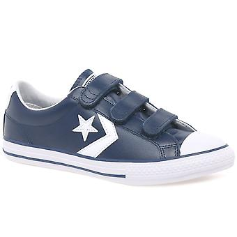 Converse Star Player Junior 3V Boys Shoes