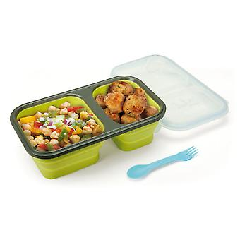 Jata Porta Food Foldable Silicone (Home , Kitchen , Storage and pantry , Tuppers)