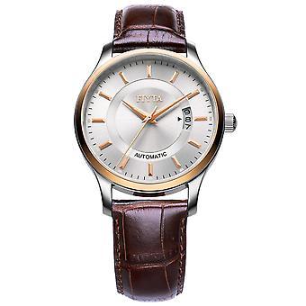FIYTA men's stainless steel quartz watch - classic