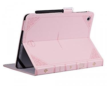 Ozaki wisdom folding cover case of iPad mini Love novel pink