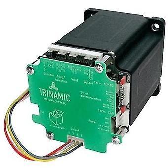 Stepper motor + controller Trinamic PD86-3-1180-TMCL 7 Nm Shaft diameter: 12.7 mm