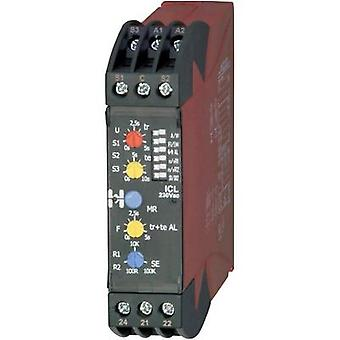 in-case monitoring relay Hiquel ICL 24Vac Level control of conductive liquids