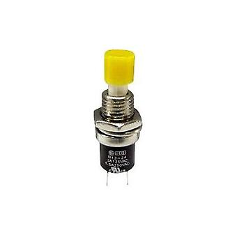 Pushbutton 250 Vac 1.5 A 1 x On/(Off) SCI R13-24B1-05 YE momentary 1 pc(s)