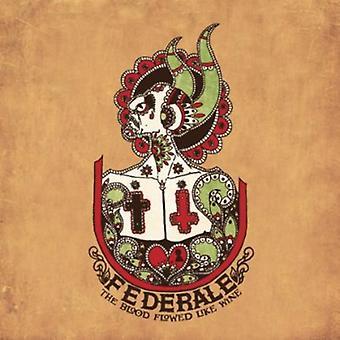 Federale - blodet flød som vin [Vinyl] USA import