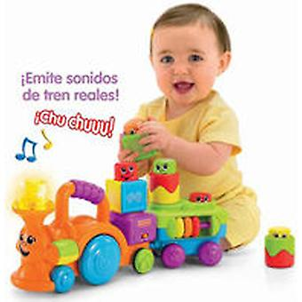 Fisher-Price Blocks Trenecito Surprise