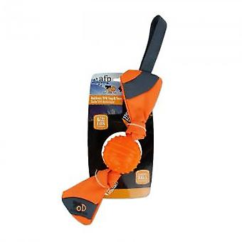 AFP Balistic ball Tug & Toss (Dogs , Toys & Sport , Chew Toys)