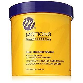 Motions Hair Relaxer Mild Jar 15oz