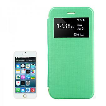 Smart Cover Green Window pour Apple iPhone 6 Plus 5.5