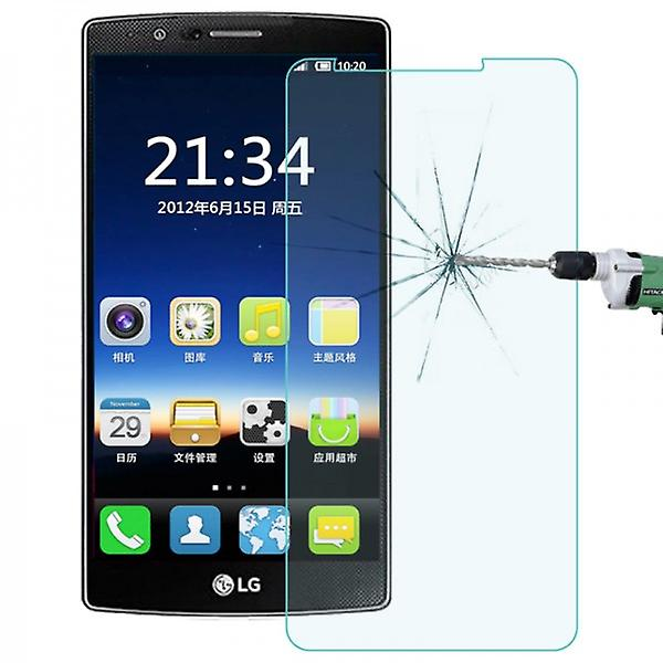 Premium 0.3 mm armored glass shock foil for LG Optimus G4 H815