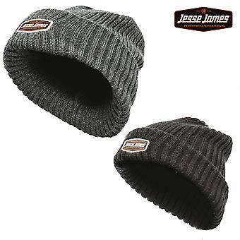 Jesse James Beanie solid