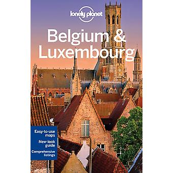 Lonely Planet Belgien & Luxemburg (Travel Guide) (Paperback) av Lonely Planet Smith Helena Symington Andy Wheeler Donna