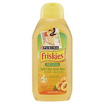 Friskies Tipo Essential Dog Oil Shampoo Capelli Tutto