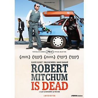 Robert Mitchum er Dead [DVD] USA importerer