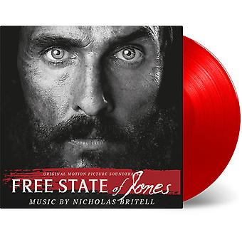 Nicholas Britell - Free State of Jones [Vinyl] USA import