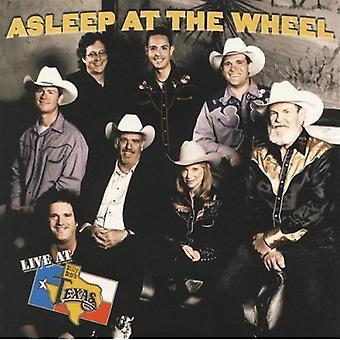 I søvn ved rattet - Live på Billy Bob's Texas [CD] USA import