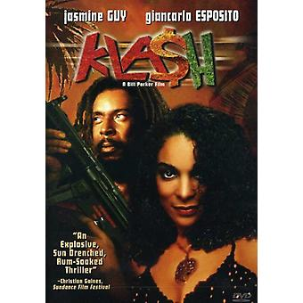 Klash [DVD] USA importerer