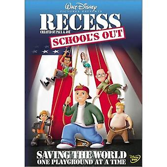 Recess - Recess the Movie: School's Out [Ws] [DVD] USA import