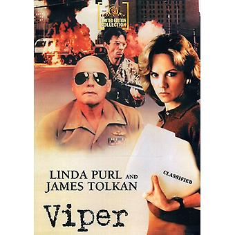 Viper (1988) [DVD] USA import