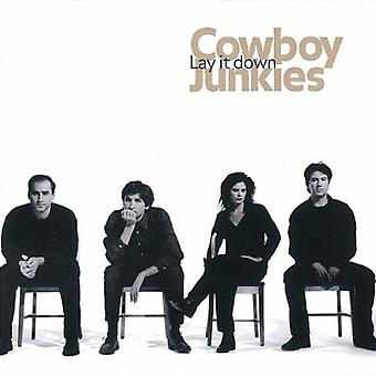 Cowboy Junkies - Lay It Down [CD] USA import