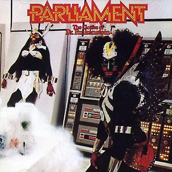 Parliament - Clones of Dr. Funkenstein [CD] USA import