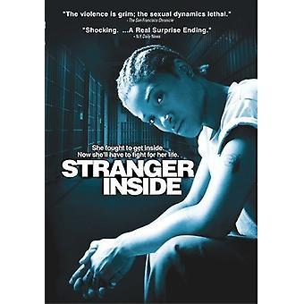 Stranger Inside [DVD] USA import