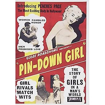 Pindown Girl [DVD] USA import